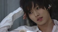 "L, Ep.2, 07/12/'15   [Trailer, Ep.3] https://www.youtube.com/watch?v=_438pfBQvK8 Kento Yamazaki, Masataka Kubota, Mio Yuki, Hinako Sano. J drama series ""Death Note""."