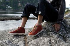 adidas Originals by 84-Lab 2014 Fall/Winter Footwear Lookbook