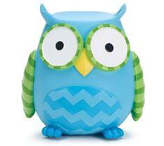 Whooo's Cutest Blue Owl Shaped Coin Bank, http://www.amazon.com/dp/B00HUBW06E/ref=cm_sw_r_pi_awdm_Cw0iub0XB1PPC