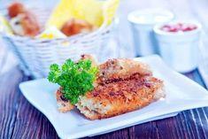 Bundás csirkecsíkok egyszerűsítve, sütőben sütve Chicken, Meat, Food, Essen, Meals, Yemek, Eten, Cubs