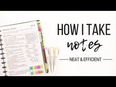 How i take notes - tips for neat and efficient note taking College Note Taking, Note Taking Tips, Taking Notes, How I Take Notes, Good Notes, What Is Your Name, Education Quotes For Teachers, School Hacks, School Ideas