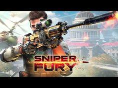 Sniper Fury v2.6.0d MOD APK - Mermi Hileli - Apk Oyun - Android Oyun İndir