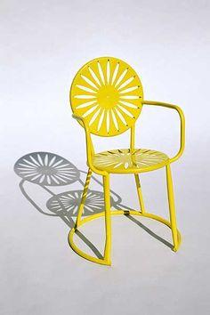 Memorial Union Terrace Chair
