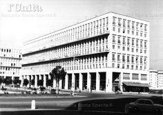Foto storiche di Roma - Piazza Don Bosco Anno: Anni '60