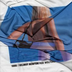 New perspective Helmut Newton, Wolford, New Perspective, Fashion Plates, Plaid Scarf, Anniversary, T Shirt, Supreme T Shirt, Fashion Illustrations