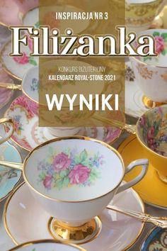 Kalendarz 2021 | Royal-Stone blog Tea Cups, Stone, Tableware, Blog, Jewelry, Rock, Dinnerware, Jewlery, Jewerly