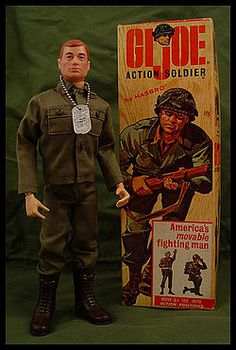 This was like my very first Joe figure back in the Later came the GI Joe with Kung Fu grip. At about that time, I was starting to outgrow toys. I remember my Mom saying, You won't want that in a few months. Vintage Toys 1970s, Retro Toys, Vintage Dolls, 1960s Toys, Vintage Stuff, Gi Joe, Childhood Toys, Childhood Memories, Best Christmas Toys