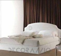 #bed #furniture #furnishings  #design #interior #interiordesign #decoration  двухместная кровать Piermaria Maxime, Maxime_l_160
