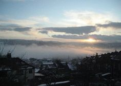 Mist in Aire valley