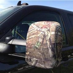4x4 Set Illusions Wild Oak Camo Chevy Bow Tie Decal