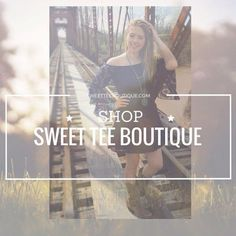 Seriously cute stuff and AMAZING PRICES! Fast shipping always! Shop now at @sweetteeboutique!  www.SweetTeeBoutique.com