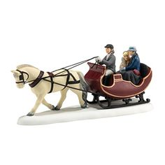 Department 56 Christmas in The Village City Sleigh Ride Accessory 236Inch * Click image to review more details.