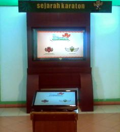Interactive Learning At A Museum In Indonesia