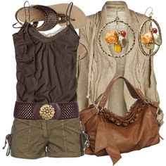 """Love this comfy outfit! """"Chunky Knit Cardigan"""" by saintcharlesstyle on Polyvore"""