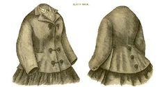 Cloth Sack  (ie. wool sack coat)