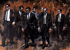Reservoir Dogs, Quentin Tarantino, Movies, Films, Fictional Characters, Cinema, Cinema, Movie, Movie