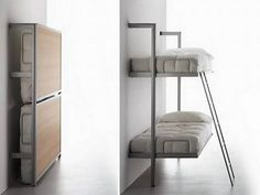 Image result for bunk beds murphy beds