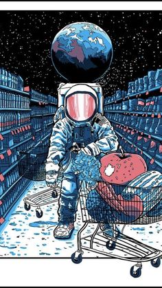 Dec 2019 - Art and Beauty of the SpaceMan See more ideas about Art, Astronaut and Astronaut wallpaper. Sketch Manga, Girl Sketch, Manga Drawing, Drawing Tips, Hipster Wallpaper, Sci Fi Art, Pretty Art, Art Drawings, Hipster Drawings