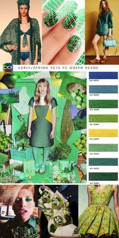 FASHION VIGNETTE: TRENDS // DESIGN OPTIONS . WOMEN'S SPRING/SUMMER 2015