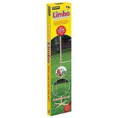 1.7M Large Wooden Limbo Game Frame Pole Bar Pub Kids Adults Garden Game