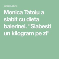 "Monica Tatoiu a slabit cu dieta balerinei. ""Slabesti un kilogram pe zi"" - BZI. Month Workout, Plastic Surgery, Metabolism, Breakfast Recipes, Remedies, Yoga, Healthy, Erika, Sport"