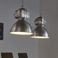 Hanglamp Praag aluminium   Ruime keus & Snel leverbaar!   HACO