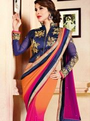 Silk Saris, Designer Sarees, and Indian Sarees online at fashioncharm
