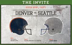 Linen, Lace, & Love: Super Bowl Party Ideas