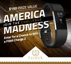 Enter to Win a Fitbit Charge 2