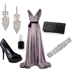 what i'd wear to a formal ball