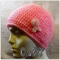 AG Handmades: Simple Lightweight Chemo Cap