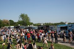 Packed house at Peller Estates.  Next year get your tickets ahead, because they sold out for both days.