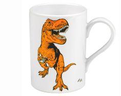 A Tea-rex mug for the tea-rex coasters :D