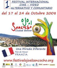 Festival Internacional de Cine y Video Comunitario Ojo al Sancocho 2008. Bogotá