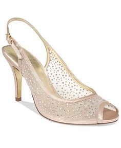 Adrianna Papell Fame Evening Pumps - Shoes - Women - Macy's