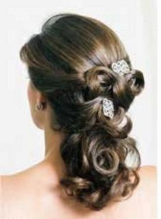 In the wedding hairstyles 2014 the five top most hairstyles that is been predicted that brides will focus on the trendy medium hair length more as it has a lot of varieties. Description from beautyhairstylesideas.blogspot.com. I searched for this on bing.com/images
