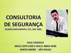 PRODUTOS E SERVIÇOS DA BRADO ASSOCIADOS: ASSESSORIA E CONSULTORIA DE SEGURANÇA E RISCOS / S...