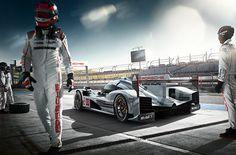 Porsche Racing 2015   CGI   Kayser on Behance