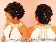 Greek hairdressing: hair by Panagiotis Keladitis