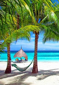 White sand beach at Panglao Island in Bohol, Philippines