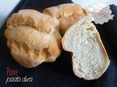 Kucina di Kiara: Pane di pasta dura fatto in casa