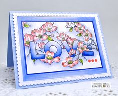 ChristineCreations: Dogwood Love