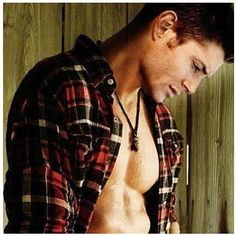 Jensen Ackles is like a fine wine. He gets better with age, and he makes you want to take your clothes off.