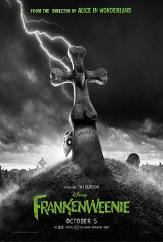 A little too excited about this~ Frankenweenie