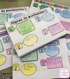 Classroom Behavior, Teaching Spanish, Interactive Notebooks, I School, Bullet Journal, Lettering, Education, Instagram, Teacher Stuff