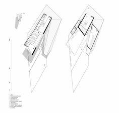 Eco Sustainable Minimalist Architecture by Luigi Valente