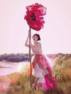 Karen Magazine by lanalou style, via Flickr