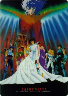Saint Seiya - Abel Poster