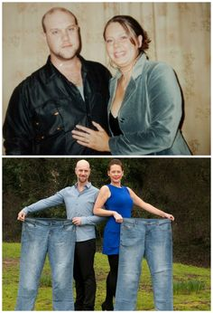 TRENDING:+11+Inspiring+Couples+Who+Lost+Weight+Together