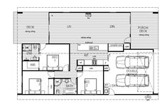 Alpine - Imagine Kit Homes Garage House Plans, Small House Plans, Raked Ceiling, Alpine House, Cladding Materials, Roofing Options, Garage Dimensions, Roof Colors, Prefab Homes